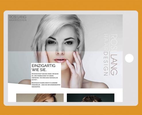www.rosi-lang-haardesign.de Webseite