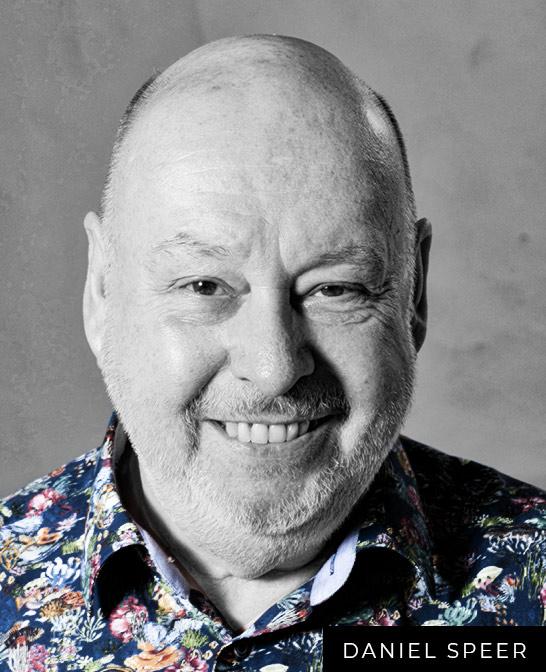 Daniel Speer Portrait 1